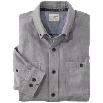 レンジリー・フランネル・シャツ、スライトリー・フィット ヘザー/Rangeley Flannel Shirt, Long-Sleeve, Slightly Fitted