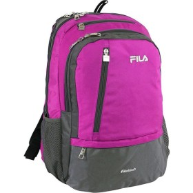 Fila フィラ Duel Tablet and Laptop Backpack