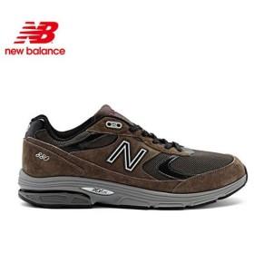 NEW BALANCE ニューバランス スニーカー シューズ / MW880 - KHAKI ( 茶色 ブラウン BROWN )/ NW880 BB2 / 880 / 2E / 正規取扱店