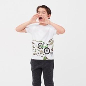 KIDS ザ・ブランズ アウトドア UT ジャイアント(グラフィックTシャツ・半袖)