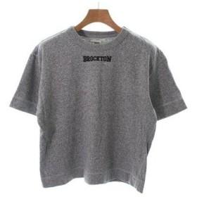 BROCKTON GYMNASIUM / ブロックトンジムネイジアム Tシャツ・カットソー レディース