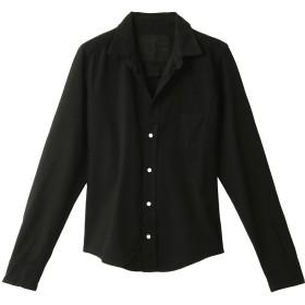 Frank&Eileen フランク&アイリーン BARRY コットンシャツ ブラック