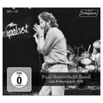 Paul Butterfield / Live At Rockpalast 1978 (+DVD) 輸入盤 〔CD〕