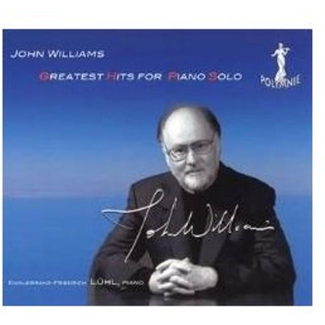 アンゲラン=フリードリヒ・リュール=ドルゴルキー ジョン・ウィリアムズ名作のピアノ演奏 CD