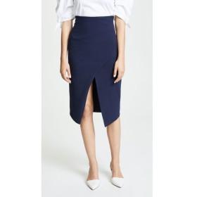 ブラックハロー レディース ひざ丈スカート スカート Juma Skirt Pacific Blue