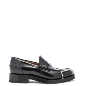 アレキサンダー ワン Alexander Wang レディース ローファー・オックスフォード シューズ・靴 Carter Spazzolato Loafer Black