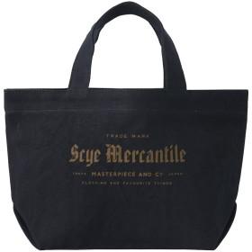 Scye/SCYE BASICS サイ/サイベーシックス 【UNISEX】【Scye Mercantile】リネントート S ネイビー