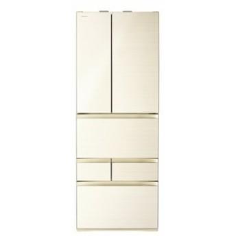 東芝 冷凍冷蔵庫 VEGETA GR-P600FW(ZC) [ラピスアイボリー]
