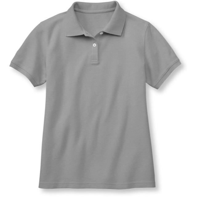 プレミアム・ダブル・エル・ポロシャツ、リラックス・フィット 半袖/Premium Double L Polo Shirt, Relaxed Fit Short-Sleeve