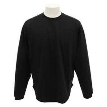 【Super Sports XEBIO & mall店:トップス】S2S ビッグワーディング長袖Tシャツ FYK30-ED1989