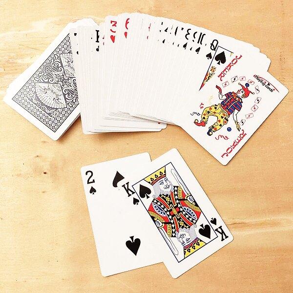 撲克牌 紙牌遊戲魔術道具 街頭藝人表演器材 桌遊團康聚會玩具