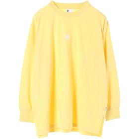 イーハイフンワールドギャラリー E hyphen world gallery FILA ドロップショルダー (Yellow)
