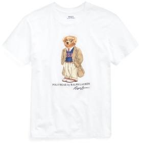 [マルイ] Polo ベア コットン Tシャツ/ポロ ラルフ ローレン(ウィメンズ)(POLO RALPH LAURENWOMENS)