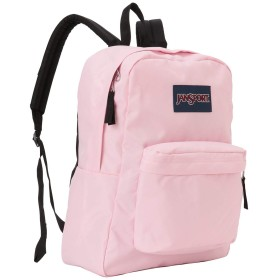 JANSPORT (ジャンスポーツ) ユニセックス バッグ バックパック・リュック SUPERBREAK BAG PINK MIST サイズonesize [並行輸入品]