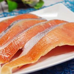 薄鹽鮭魚300g/包(半斤)