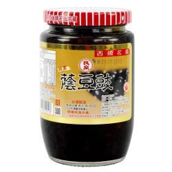良泉-蔭豆豉380g