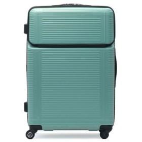 (GALLERIA/ギャレリア)プロテカ スーツケース PROTeCA POCKET LINER ポケットライナー 88L エース ACE 01833/ユニセックス ブルー