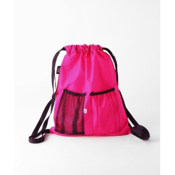 BOICE FROM BAYCREW'S BAGS USA SKY DELUXE BACKPACK レッド フリー