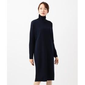 ICB Fine Wool ワンピース レディース ネイビー系 S 【ICB】