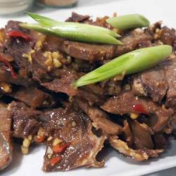 【熊好呷熟食】蔗香老滷牛腱 120g±5%