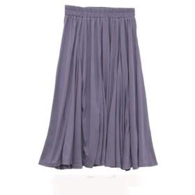 [マルイ] 【膝下丈】ウエストゴム立体切替サーキュラースカート/ハッピーマリリン(大きいサイズ)(AHAPPYMARILYN)
