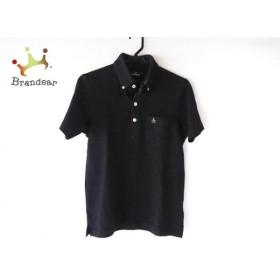 マンシングウェア Munsingwear 半袖ポロシャツ レディース 黒 新着 20190825