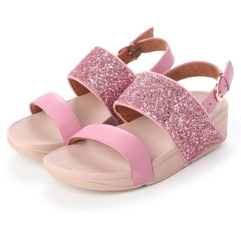 フィットフロップ fitflop ROSA GLITTER BACK-STRAP SANDALS (Rose)