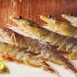 急凍現撈白蝦(50/60)250g±10%