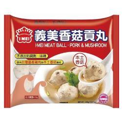 義美香菇貢丸430g±10