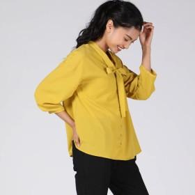 [マルイ]【セール】【WEB別注】ジョーゼットリボン付きシャツ/ケティシェリー(ketty cherie)