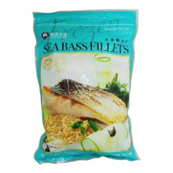 美式賣場-冷凍金目鱸魚片1000g±10%