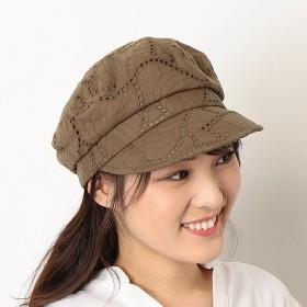 [マルイ] 【手洗いできる】コットンレースキャスケット(帽子/レディース)/ヤオキチ(YAOKICHI)