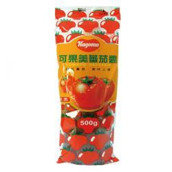 可果美-蕃茄醬柔軟瓶500g