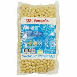 味榮-有機黃豆500g