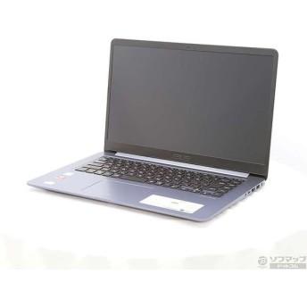 〔中古〕ASUS(エイスース) 〔展示品〕 VivoBook S15 S510UA-75GRS グレー 〔Windows 10〕 〔Office付〕