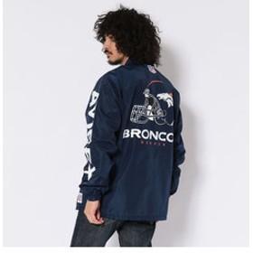 【SALE/送料無料】【AVIREX:アウター】【×NFL】コーチジャケット ブロンコス/NFL COACH JACKET BRONCOS
