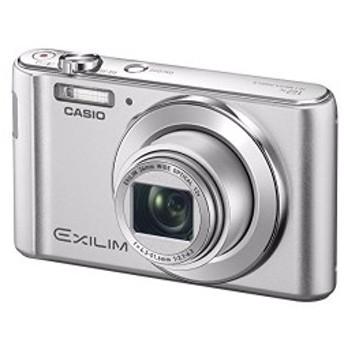 CASIO デジタルカメラ EXILIM EX-ZS210SR 手ブレに強い光学12倍ズーム プレミアムオート 1610万画素 シルバー 中古 良品