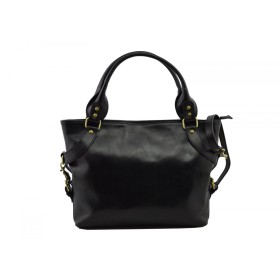 Dream Leather Bags Made in Italy Genuine Leather レディース US サイズ: 1 カラー: ブラック