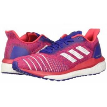 adidas Running アディダス レディース 女性用 シューズ 靴 スニーカー 運動靴 Solar Drive Active Blue/Footwear【送料無料】
