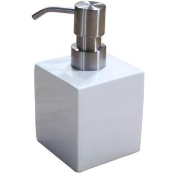 SENKO(センコー) ホワイトキューブ ソープボトル ホワイト 543065