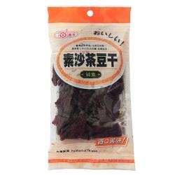 【惠香】素沙茶豆干120g