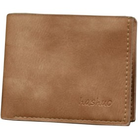短財布 ウォレット メンズ 2つ折り 大容量 小銭入れ 軽量 ギフト プレゼント 高級感 カードスロット オシャレ 上質 手触り良い 使いやすい 取り出しやすい 多機能 多収納 手持ちやすい 手のひらサイズ カーキ色