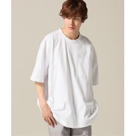 JOINT WORKS ヘビーオンスピグメントルーズTシャツ ホワイト M