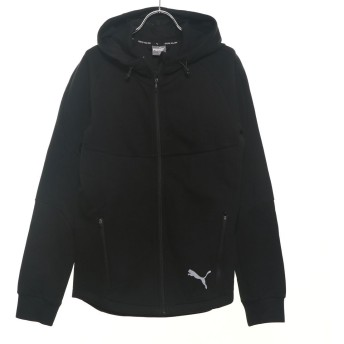 プーマ PUMA メンズ ニットジャケット EVOSTRIPE フーデッドスウェットジャケット 581093