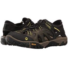 [メレル] メンズサンダル・靴 All Out Blaze Sieve Olive Night 10.5 M [並行輸入品]