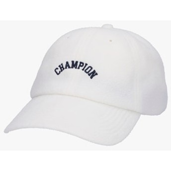 Champion ロゴフリースキャップ レディース キナリ