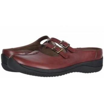 Earth アース レディース 女性用 シューズ 靴 フラット Kara Monza Bordeaux Soft Calf【送料無料】