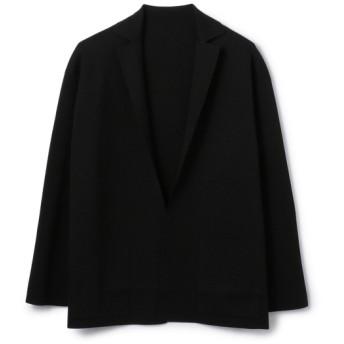 ESTNATION / ミラノリブセットアップジャケット ブラック/MEDIUM(エストネーション)◆メンズ テーラードジャケット