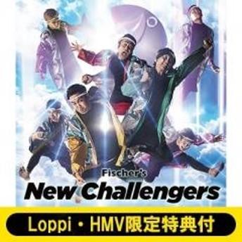 フィッシャーズ / New Challengers 【初回限定盤】【CD】