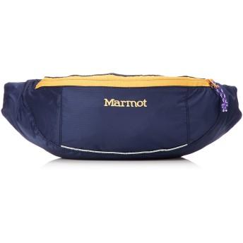 [マーモット] ウエストバッグ WAIST BAG ネイビー